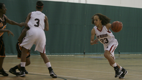 Lady Warriors end Christmas Classic with win   The Suffolk News