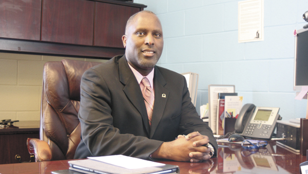 Ronald Leigh is principal at Hillpoint Elementary School, whose outreach program has been recognized by the Virginia School Board Association. Leigh said the program aimed to connect with parents and facilitate services to improve family situations.