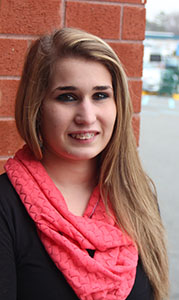 Kalyn Donnely, 16, believes a shopping mall might make Suffolk less boring.