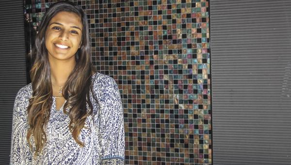 Anuja Shah, valedictorian at Nansemond-Suffolk Academy, plans to study medicine at the University of Virginia.