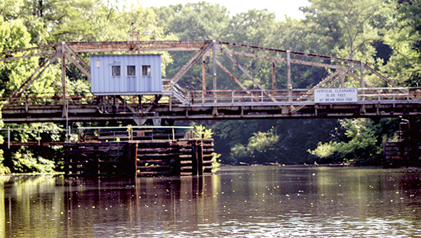 The Virginia Department of Transportation is considering replacing the South Quay Bridge with a newer version.