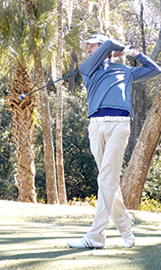 Suffolk native Trey Wren competes in a prior tournament. Wren turned in a stellar performance at the VSGA Amateur tournament last week, putting himself on the statewide golf radar.