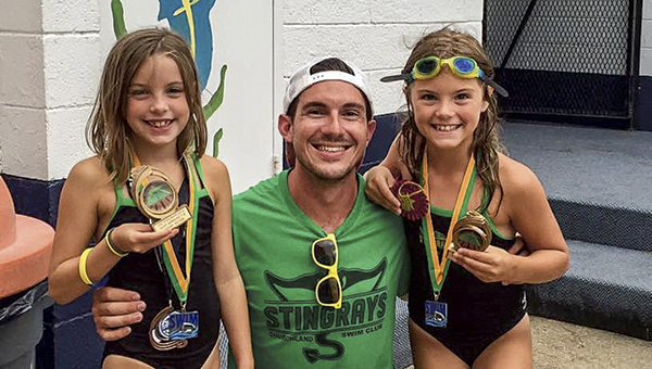 The Churchland Swim Club won its ninth straight Western Tidewater Swim Association all-stars meet on Saturday Suffolk's three teams — Team Barracuda, Nansemond Swim Club and Tsunami Swim Club — placed third through fifth, respectively.
